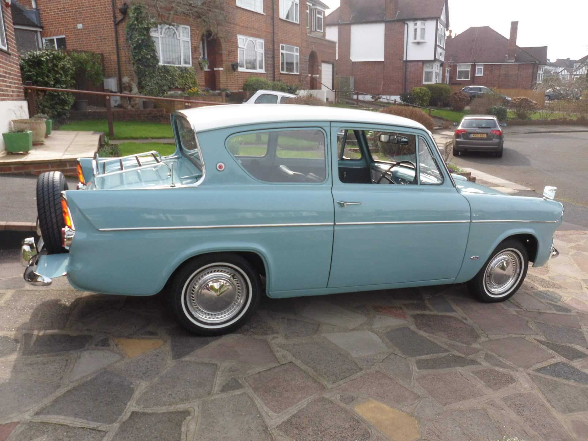 Ford Anglia Experience