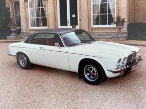 Jaguar XJ12 Coupe Experience